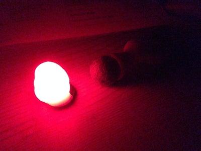 Simple LED Light Difuser