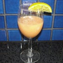 Orange Grapple (Orange, Grapefuit and Apple Mocktail)