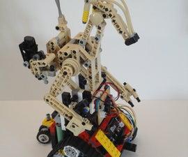 Lego Track Bot