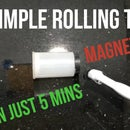 Simple MAGNETIC Rolling Toy