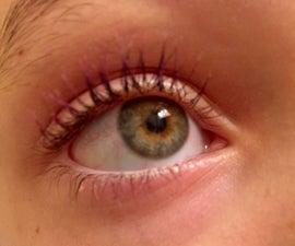 Brightly Colored Mascara