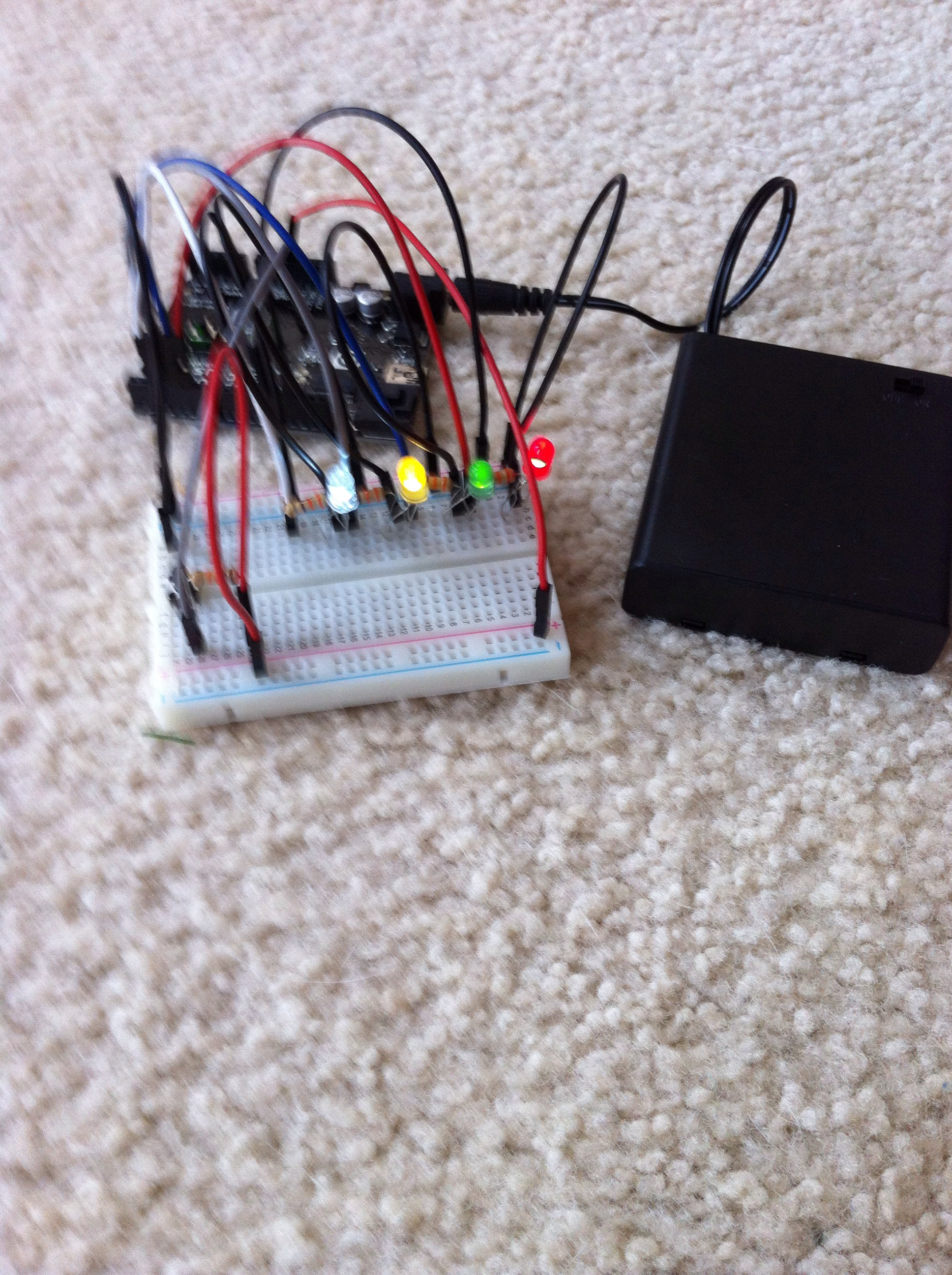 Picture of Led Game Arduino