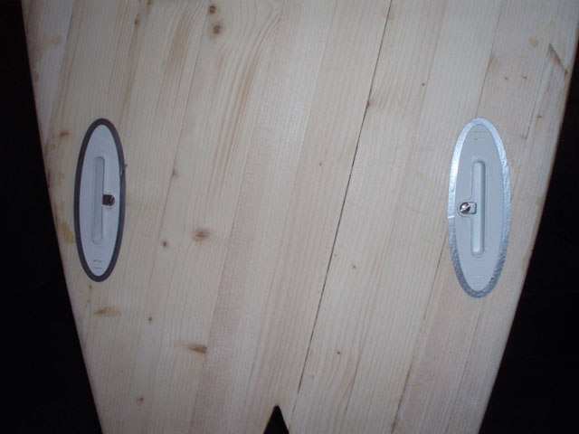 Picture of Fin Box Fix and Glassing.