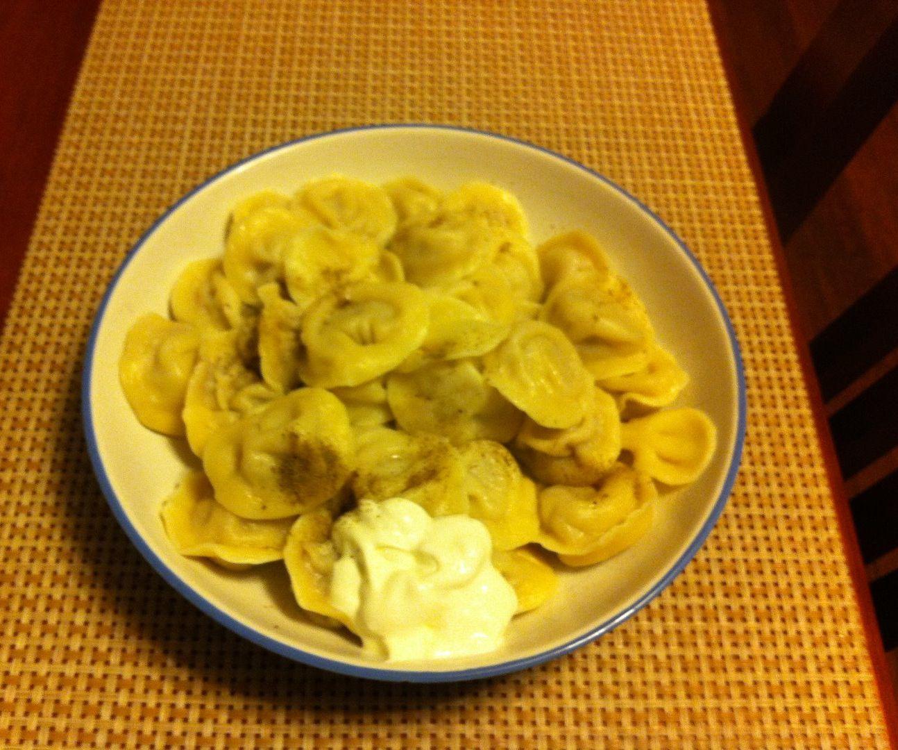 Siberian dumplings: cooking recipe at home 25