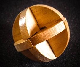 Saturnus Puzzle Solution and 3D Print Files