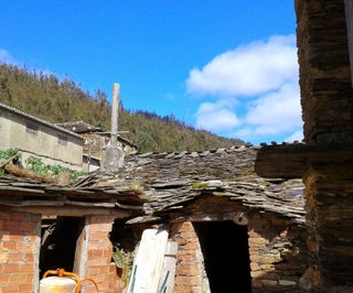 Stone Roof Renovation