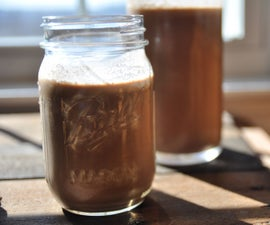 How To Make Chocolate Hazelnut Milk | Drinkable Nutella