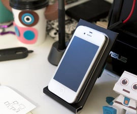 IPhone Desk Stand