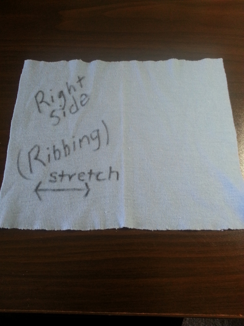 Picture of  Cut Your Ribbing