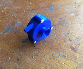 Building and Evaluation of a 3D Printable Tesla Turbine