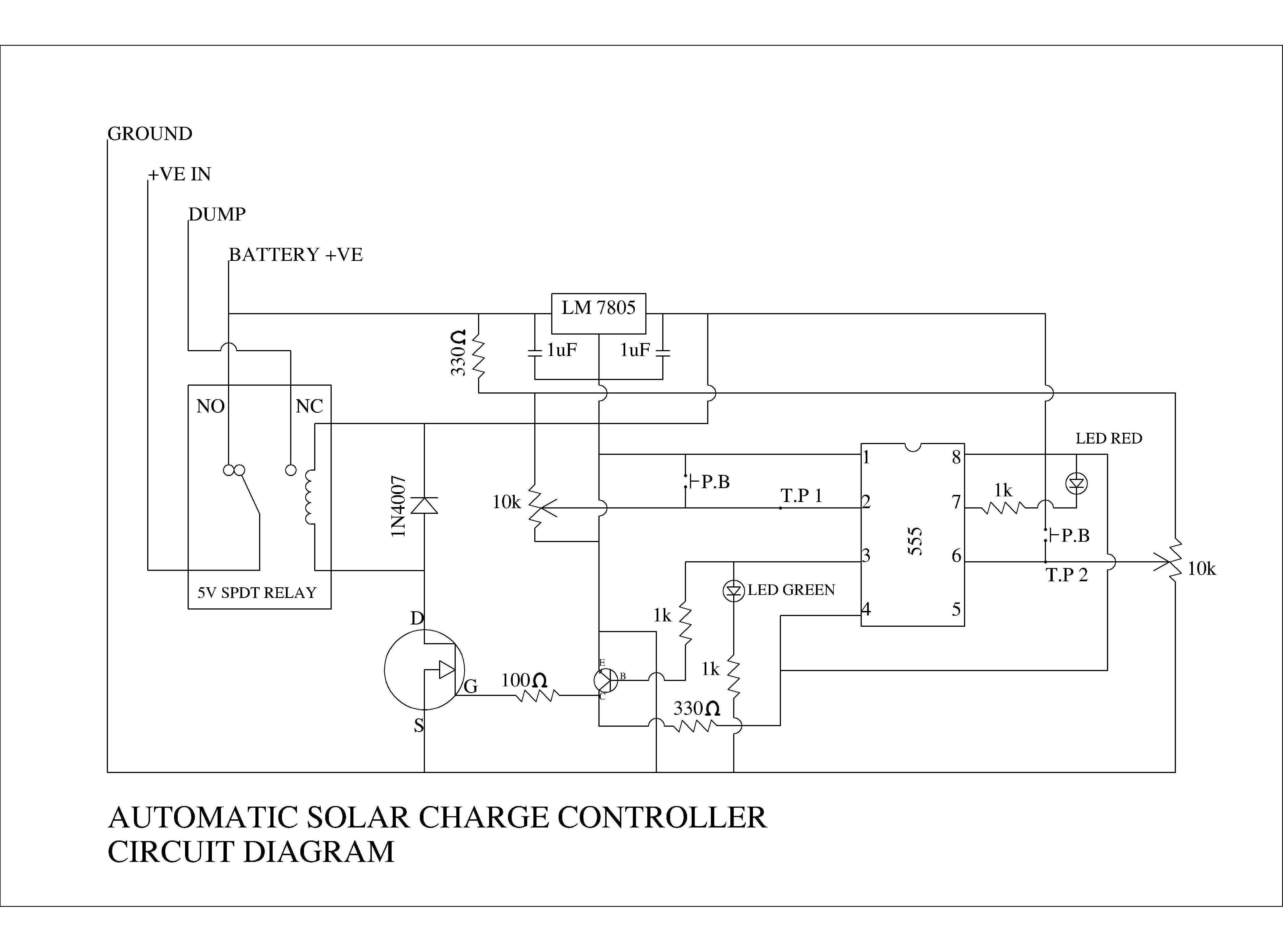 Mppt Charge Controller Circuit Diagram Pdf Schematic Solar Wire Center U2022rh