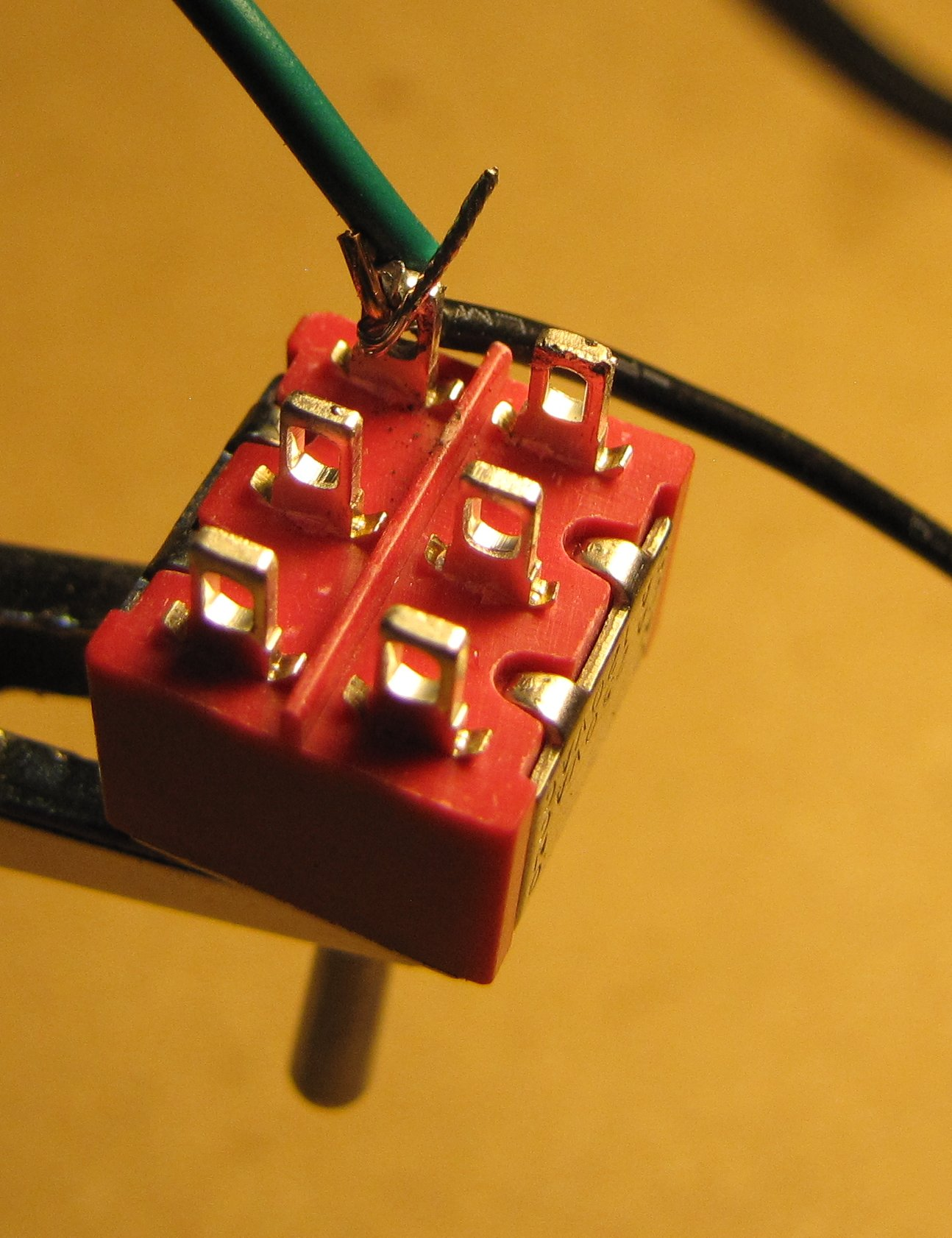 Picture of Solder Your First Wires