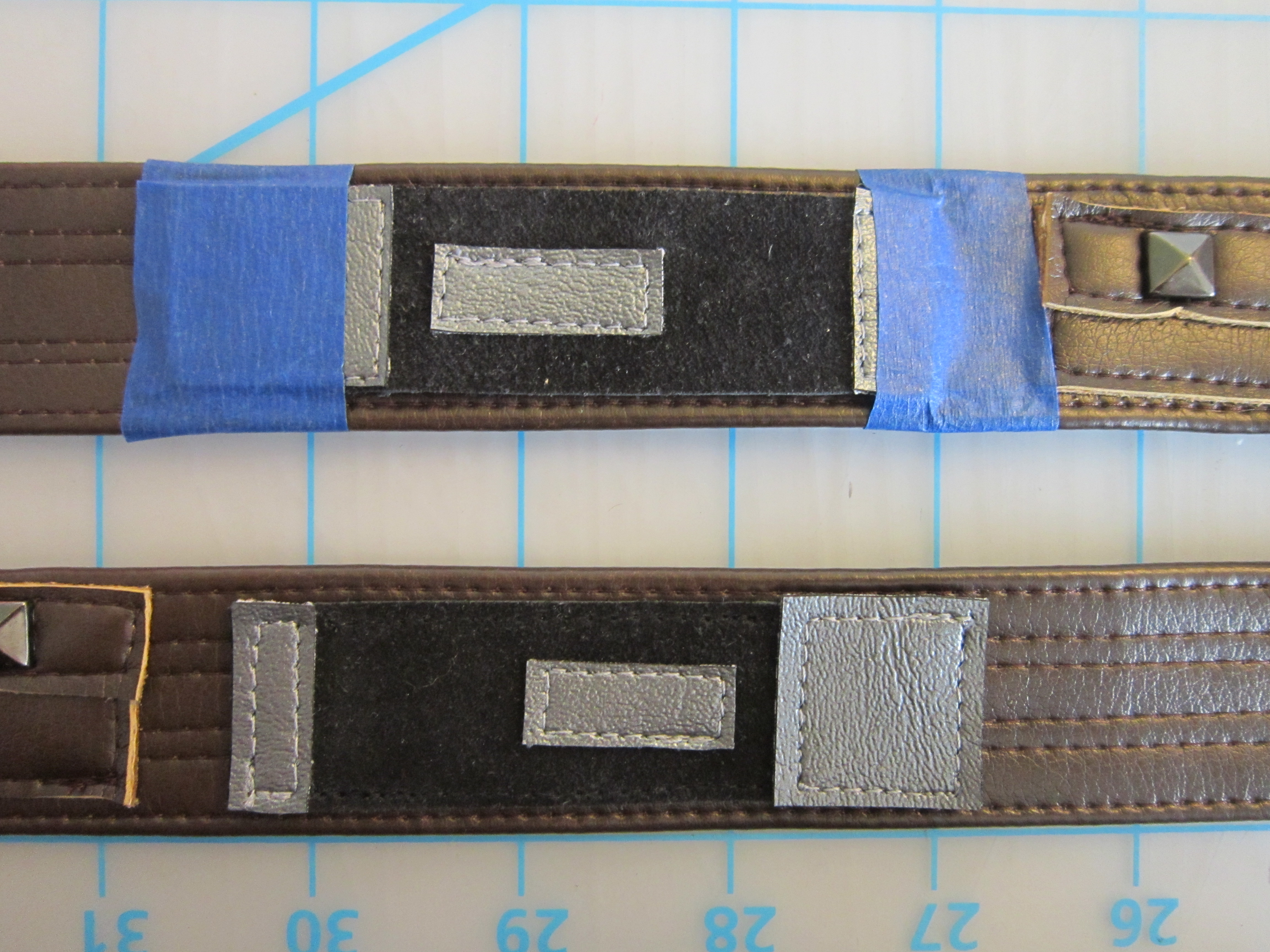 Picture of Creating the Belts