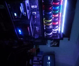 3D Printer Enclosure / Maker Space