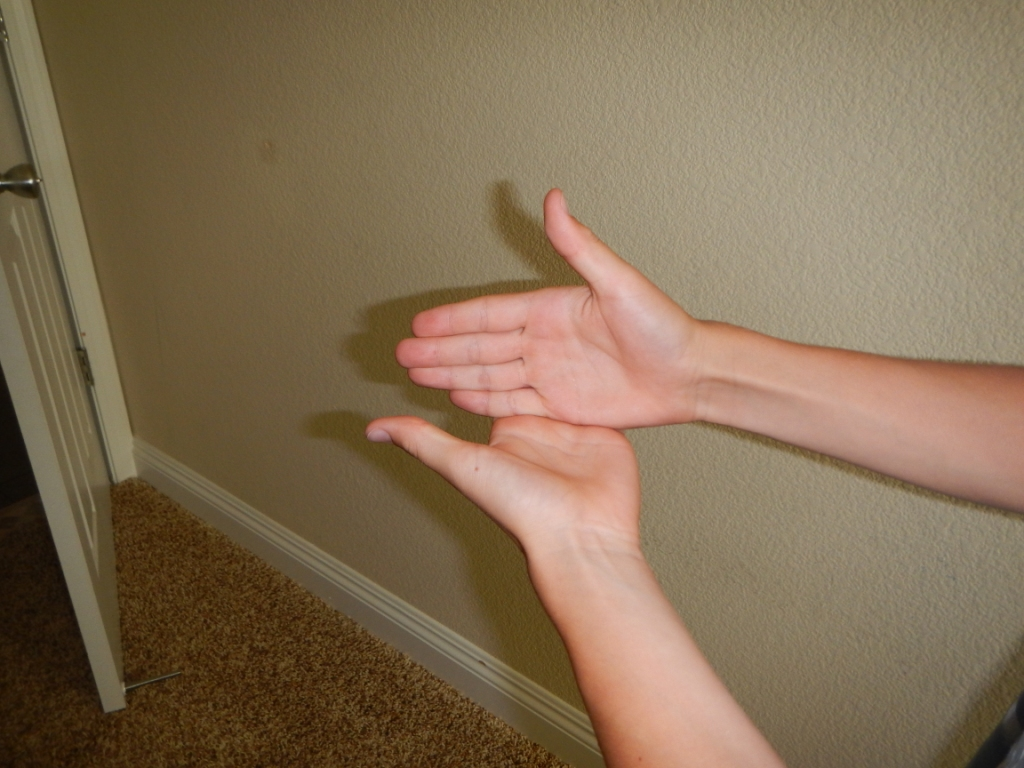 Picture of Hand Position