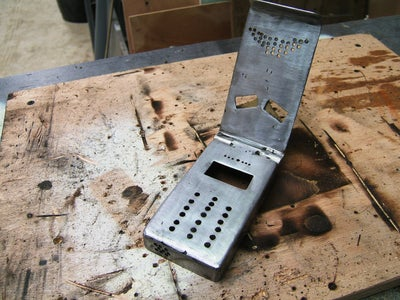 Making the Keypad