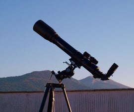 12 improvements for a cheap telescope