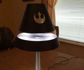 Levitating Rebel Lamp