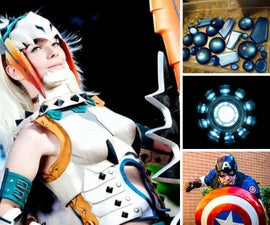 Costume Projects for Superheroes