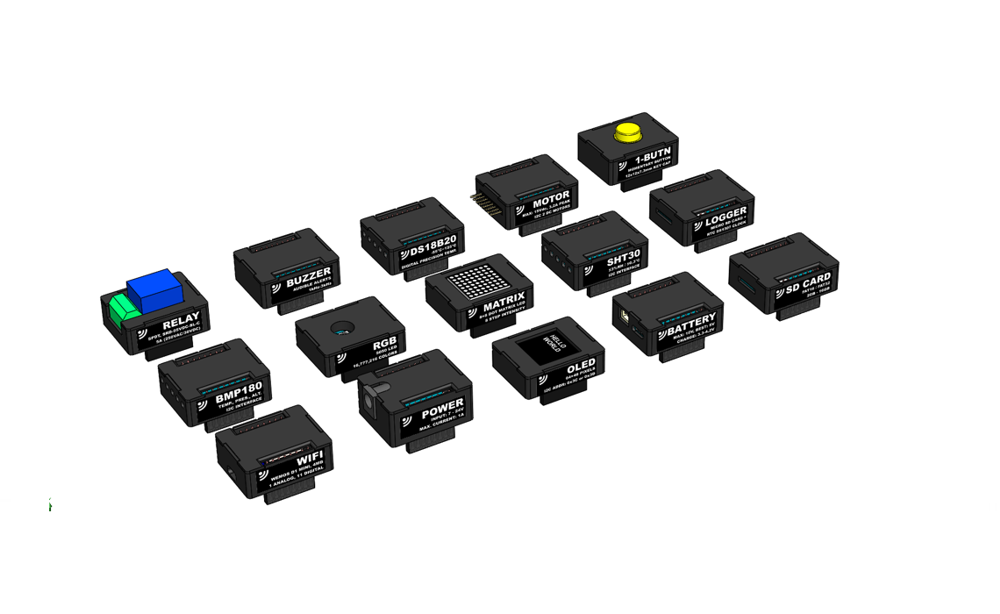 Picture of IOT123 - D1M BLOCKS - Generic Assembly
