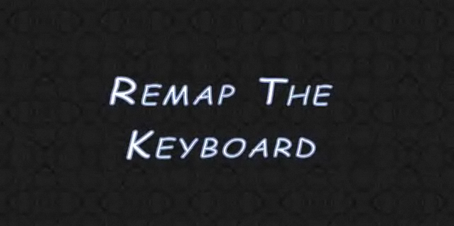 Picture of Remap the Keyboard