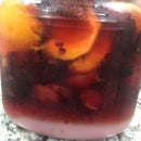 Preserving Fruit in Alcohol