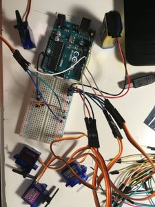 Wiring & Coding