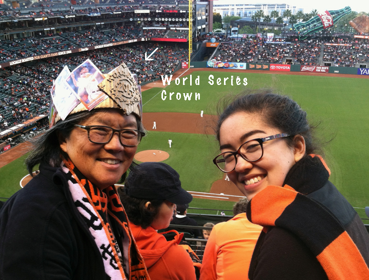 Picture of SF Giants 2014 WS Crown
