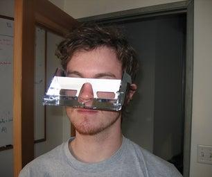 Upside-down Glasses