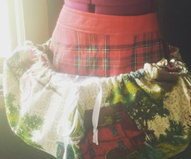 How to make a Harvest Apron