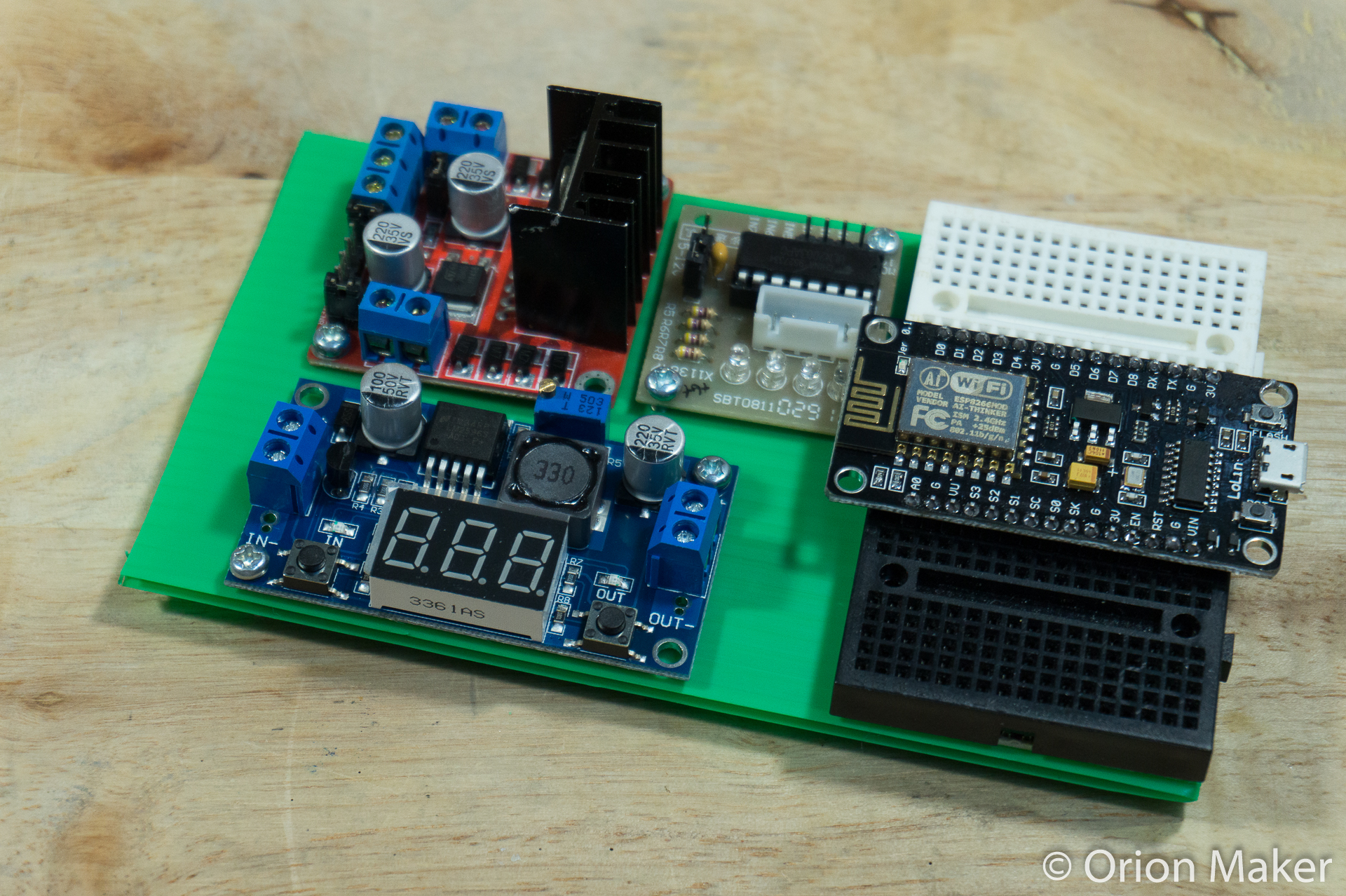 Picture of Group Electronic Modules