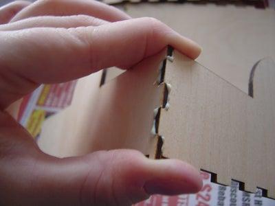 Assemble the Box (Part 1)