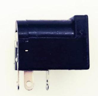 Picture of Solder DC Socket