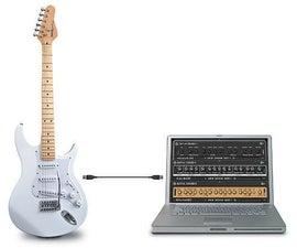 如何将计算机用作吉他放大器
