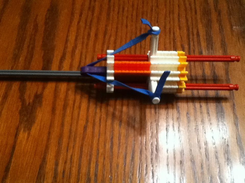 Picture of Knex Gun Easy