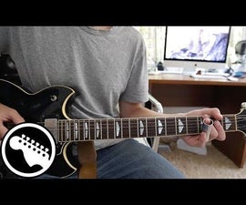 """How to Play """"Bad to the Bone"""" by George Thorogood & the Destroyers"""