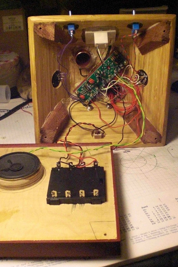 Picture of Electronic Working