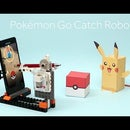 PokemonGo Catch Machine!