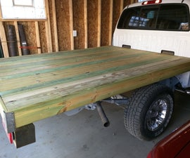 Custom Pick Up Truck Bed