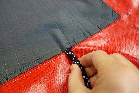 Back Panel: Insert Rope