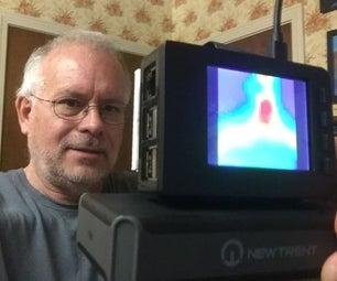 PiEyeR Enhanced Thermal Camera