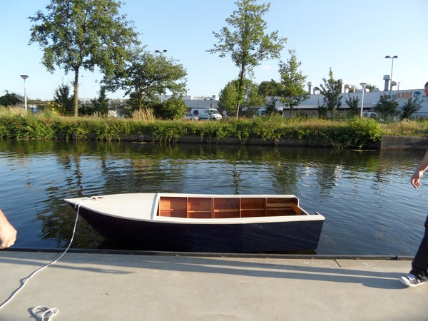 Built Your Own Boat From Scratch
