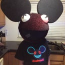 Home Made Deadmau5 Costume