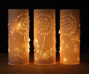 Dandeline Lanterns