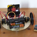 Remote Controlled Microbit Robot