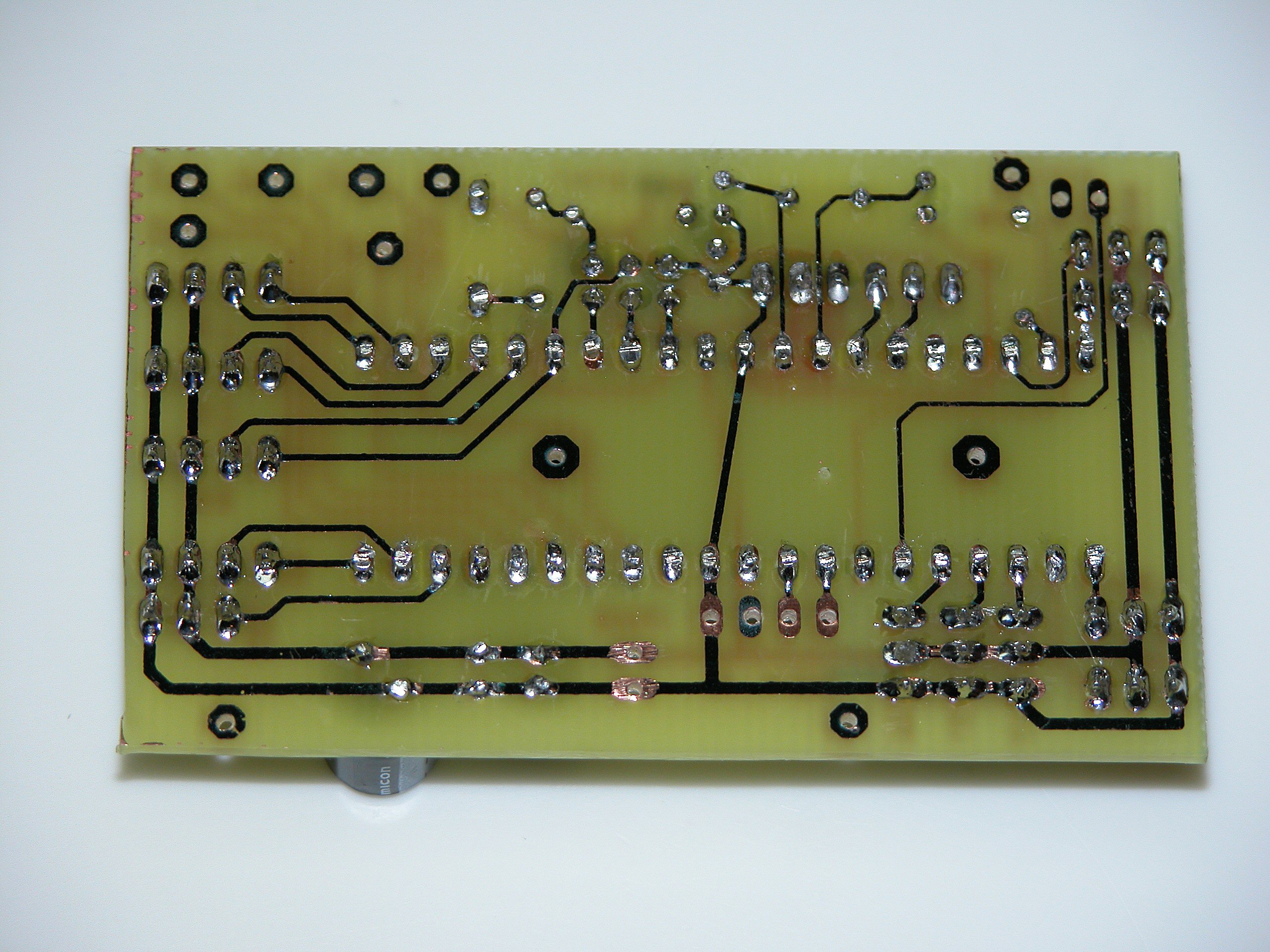Picture of Completed PCB