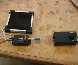 Laser Beam Alarm System with Rechargeable Battery for Laser