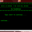 BIOLAND: Batch RPG starting point