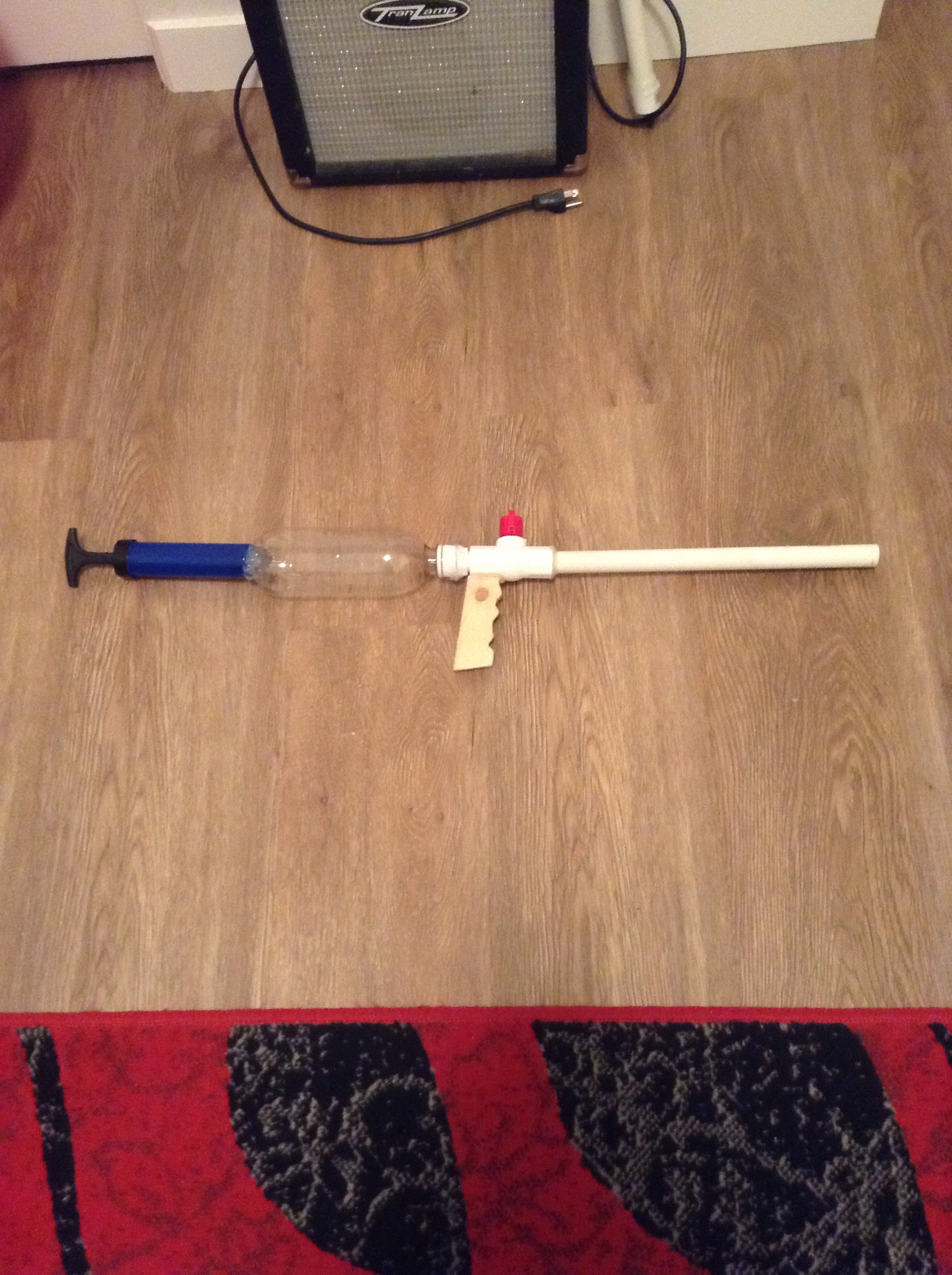 Picture of 7$ Nerf/paintball Air Gun