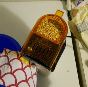 Popping the Corn